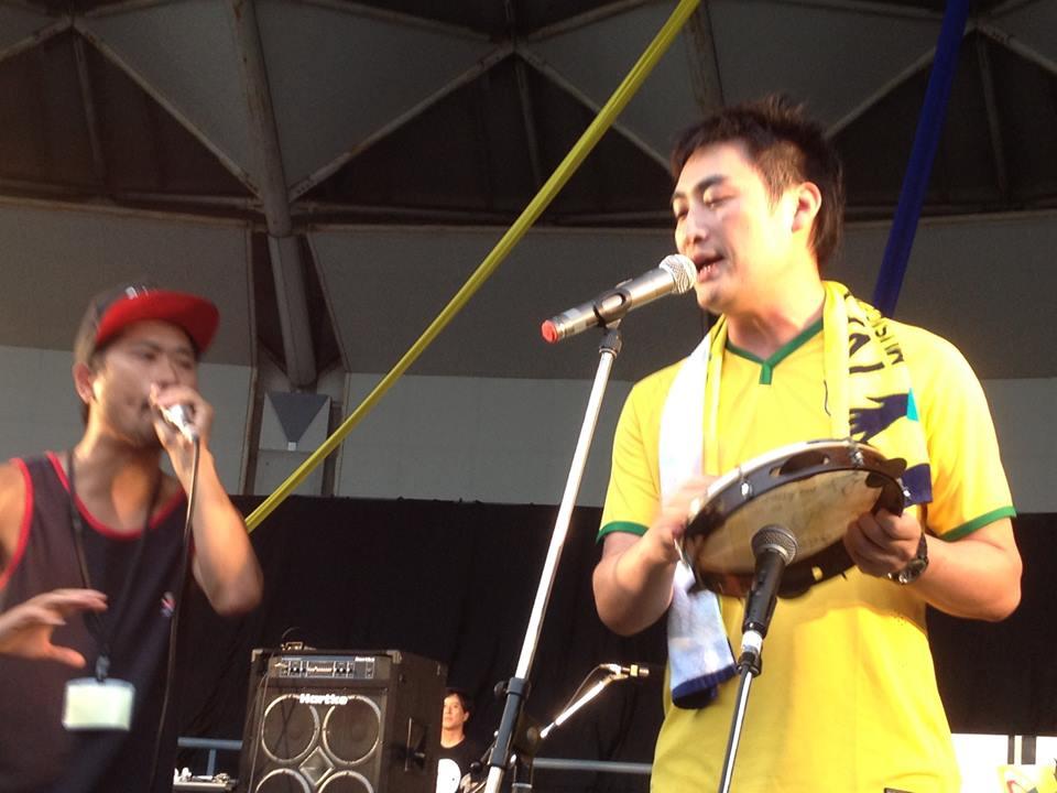 ♬大阪の陣「夏びらきMUSIC FESTIVAL」@natsu_sld →_b0032617_0301925.jpg