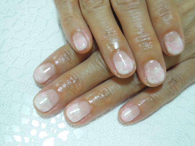Marble Nail_a0239065_15105444.jpg