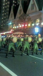 第52回山形花笠祭りへ行ってきました(4)~自衛隊の花笠踊り~_f0168392_00412264.jpg