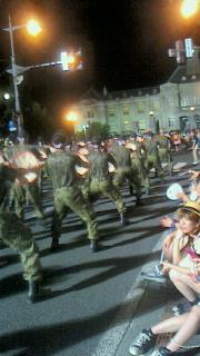 第52回山形花笠祭りへ行ってきました(4)~自衛隊の花笠踊り~_f0168392_00420474.jpg