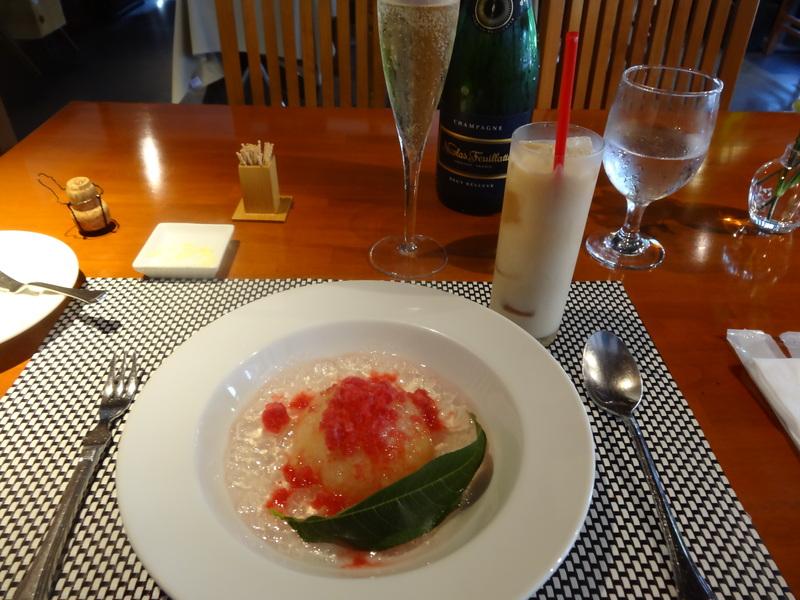 佐原で美味しい我侭フレンチのフルコースの昼ご飯です。_c0225997_9502840.jpg
