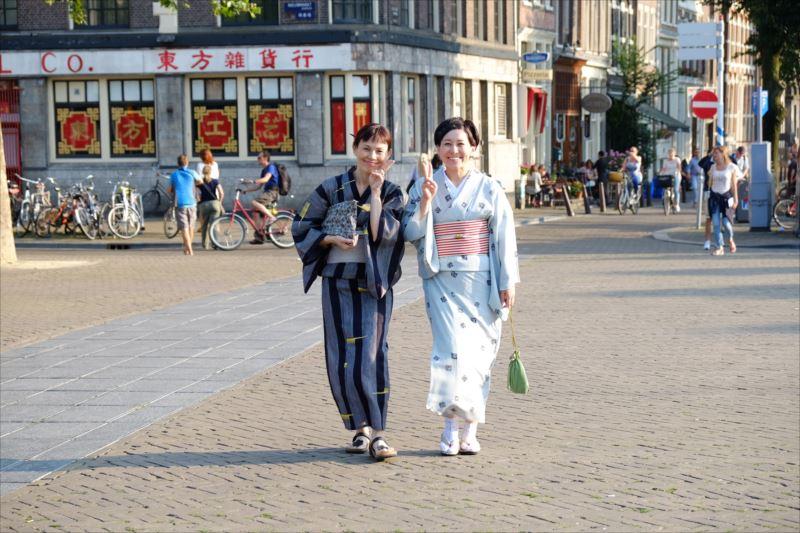 アムステルダム創作の旅ツアー その6(最終回)_e0115399_5482928.jpg