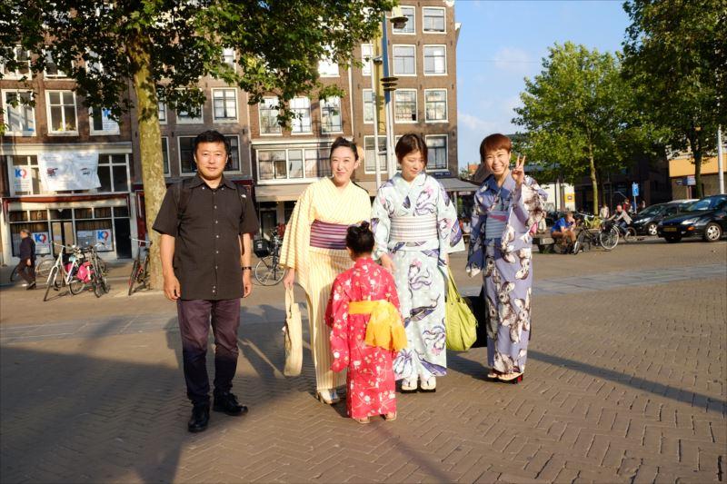 アムステルダム創作の旅ツアー その6(最終回)_e0115399_5513360.jpg
