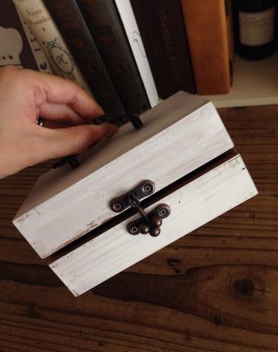 セリア 木製ボックスふた付きで_f0338924_14350402.jpg