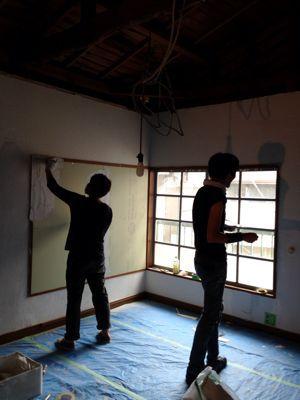 shizenの壁塗り_b0132442_19311145.jpg