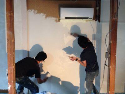 shizenの壁塗り_b0132442_19311217.jpg