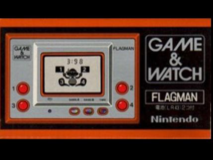 G&W】フラッグマン GAME B : ham...