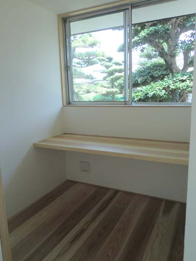 【WEB内覧会】 入居前の寝室と書斎_c0293787_0352443.jpg