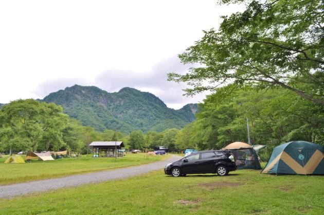 戸隠キャンプ2014② れんげちゃん_a0126590_04593928.jpg