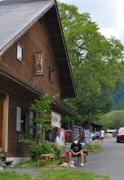 戸隠キャンプ2014② れんげちゃん_a0126590_05152839.jpg