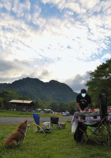 戸隠キャンプ2014② れんげちゃん_a0126590_05164929.jpg