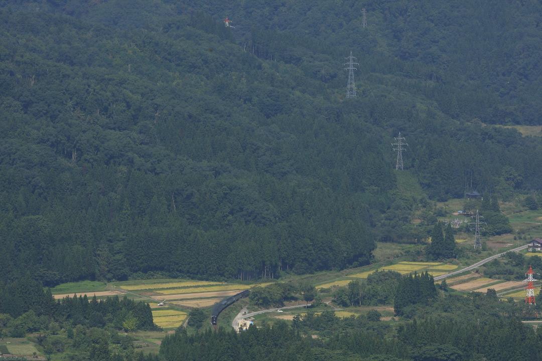初秋の緑 - 2013年・磐西 -  _b0190710_2364430.jpg