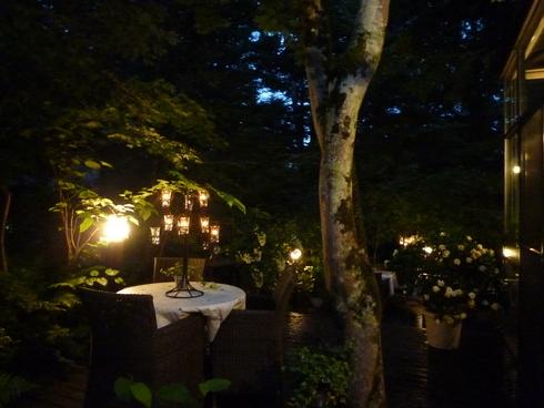 軽井沢 Hermitage de Tamura エルミタージュ ドゥ タムラ。。。♫•*¨*•.¸¸♪♡✝_a0053662_22144488.jpg