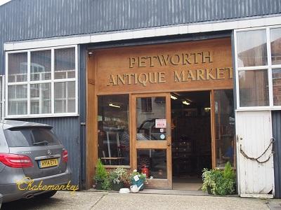 可愛いアンティークの街、Petworth_f0238789_1895112.jpg