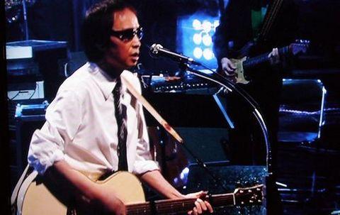 吉田拓郎 LIVE 2012 : cigarette...