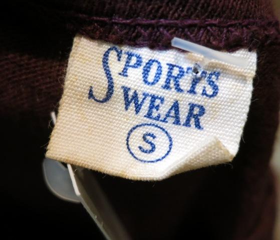 8月16日(土)入荷!50'S sports wear カレッジTシャツ!_c0144020_1349596.jpg