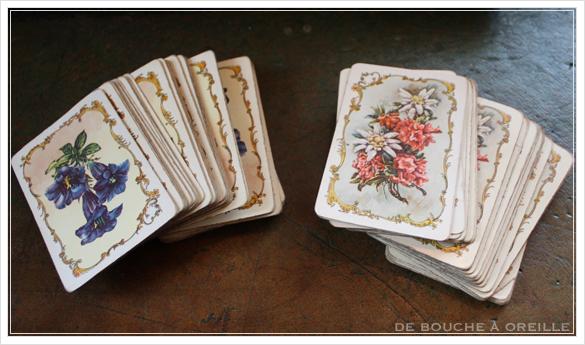 De vieilles cartes à jouer et leur coffret 古いトランプと木箱_d0184921_15471538.jpg