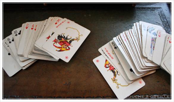 De vieilles cartes à jouer et leur coffret 古いトランプと木箱_d0184921_15472515.jpg