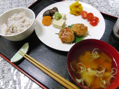 本日のお食事_e0222340_1821716.jpg