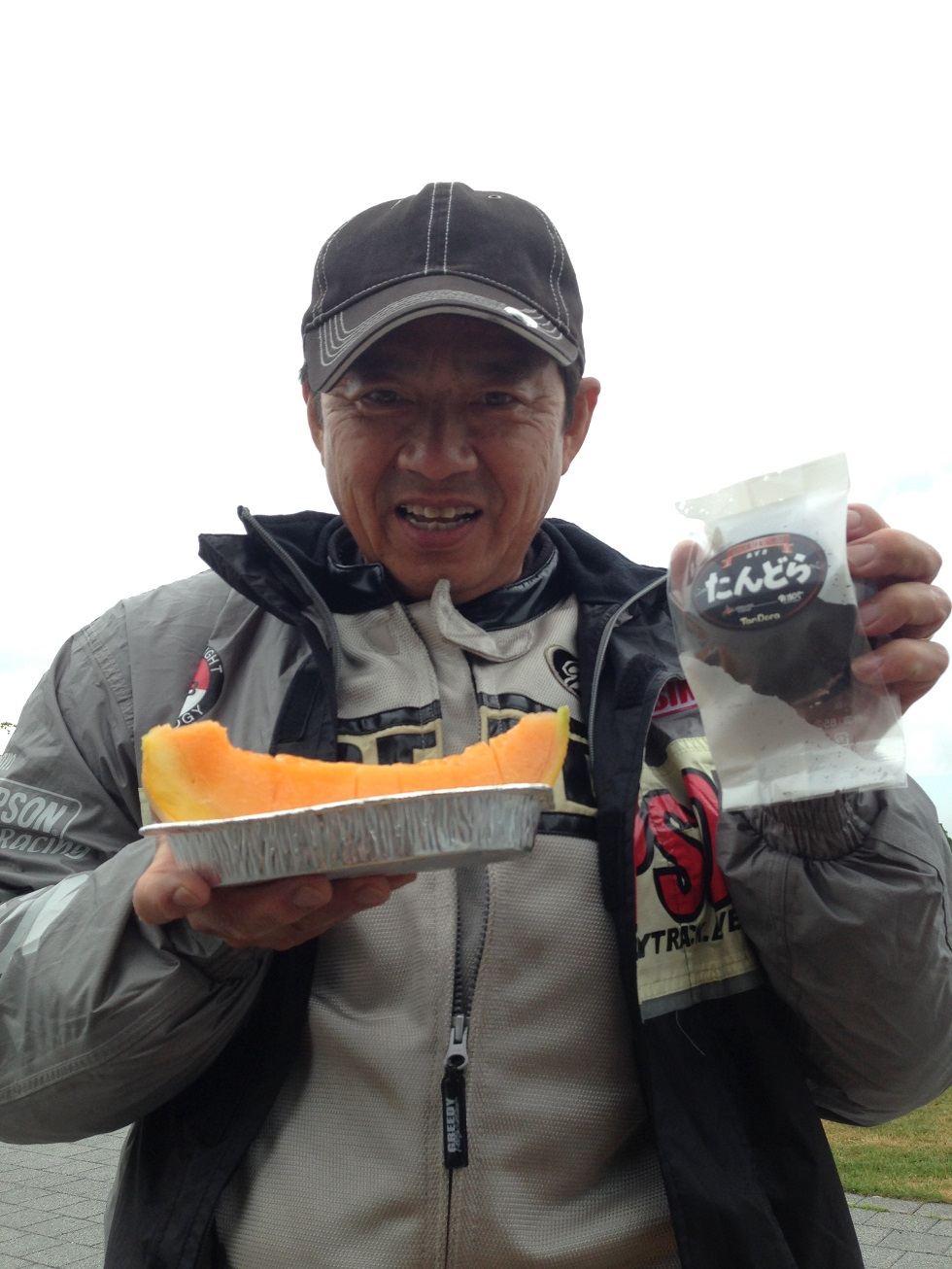2014 北海道 HOKKAIDER~終わり - 夫婦ぅタンデムツー_c0261447_23174363.jpg