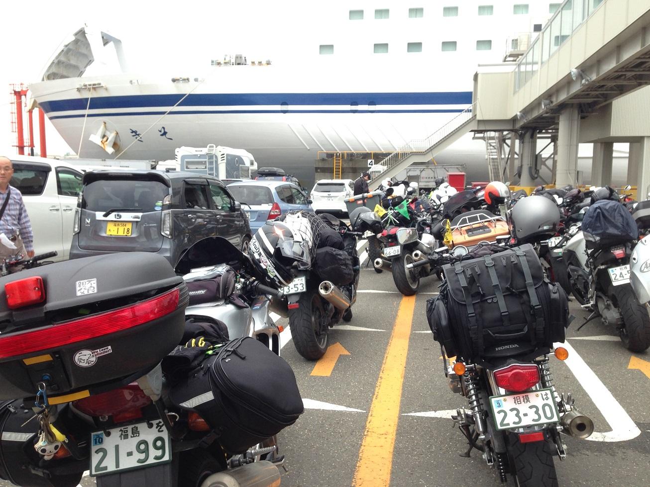 2014 北海道 HOKKAIDER~終わり - 夫婦ぅタンデムツー_c0261447_23215997.jpg