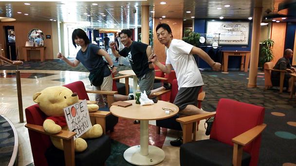 2014 北海道 HOKKAIDER~終わり - 夫婦ぅタンデムツー_c0261447_23592582.jpg