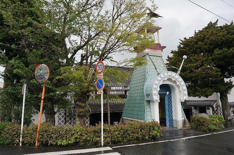 松崎町の時計塔_c0112559_9203030.jpg