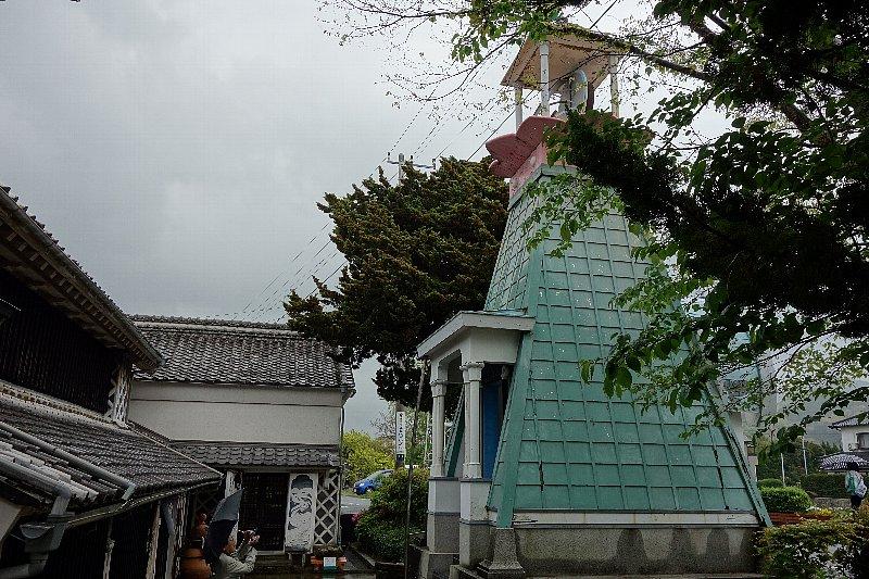 松崎町の時計塔_c0112559_9221030.jpg