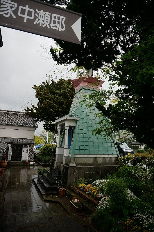 松崎町の時計塔_c0112559_9222544.jpg
