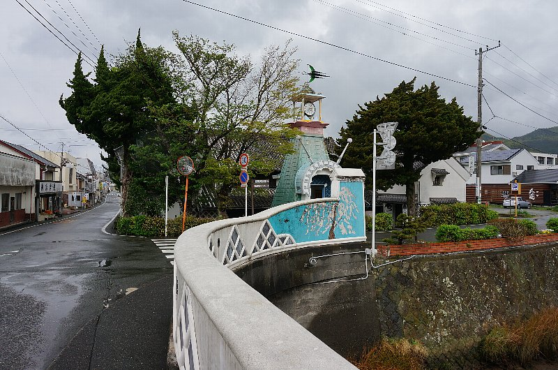 松崎町の時計塔_c0112559_9235043.jpg