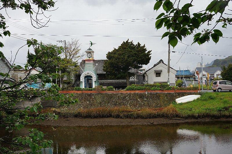 松崎町の時計塔_c0112559_9242010.jpg