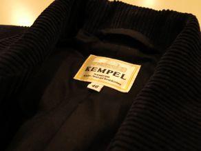 "\""KEMPEL × TheThreeRobbers TAILORED JACKET/ORDER\""ってこんなこと。_c0140560_1042897.jpg"