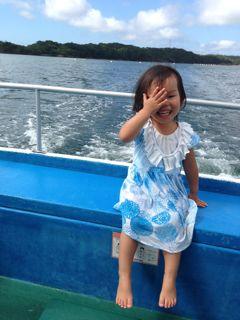 夏の海の旅②_a0168068_001444.jpg