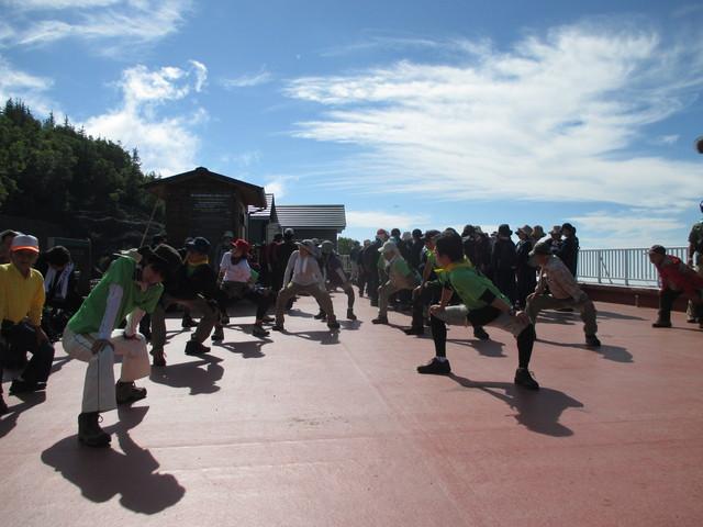 「一歩一歩の会」富士登山 partⅠ_a0079474_8395857.jpg