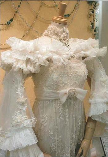 ブライダルフェアのドレス選び_d0079577_1744846.jpg