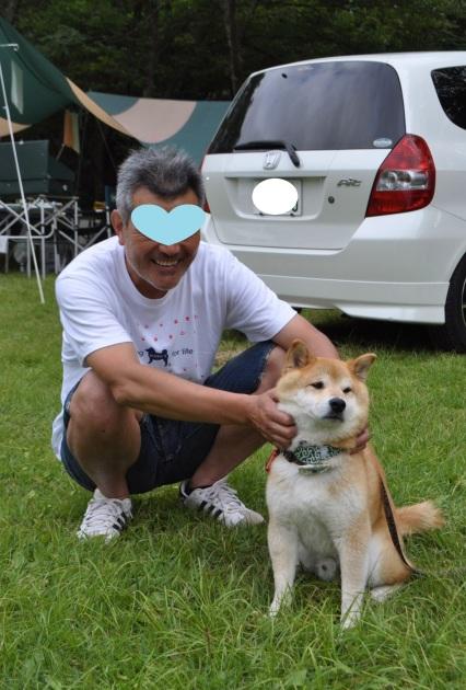 戸隠キャンプ2014④ コタさんがキター!_a0126590_00200502.jpg