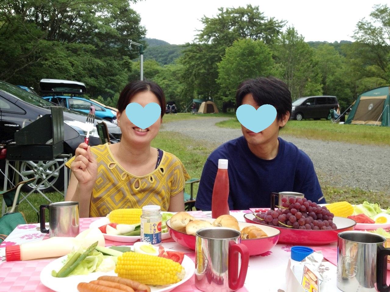 戸隠キャンプ2014④ コタさんがキター!_a0126590_00231890.jpg