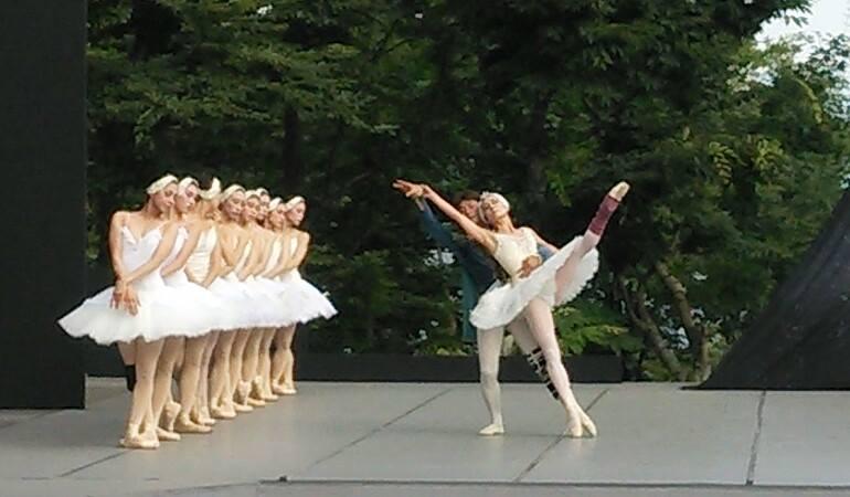 清里の夏、バレエの夏!_b0189509_19073983.jpg
