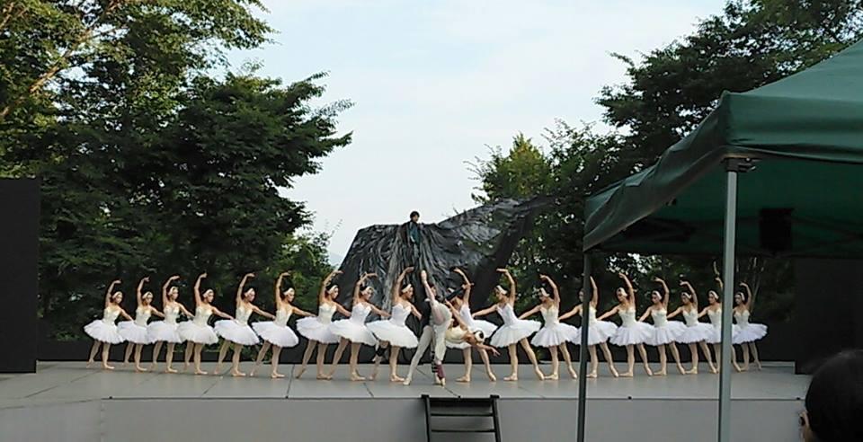清里の夏、バレエの夏!_b0189509_19075698.jpg