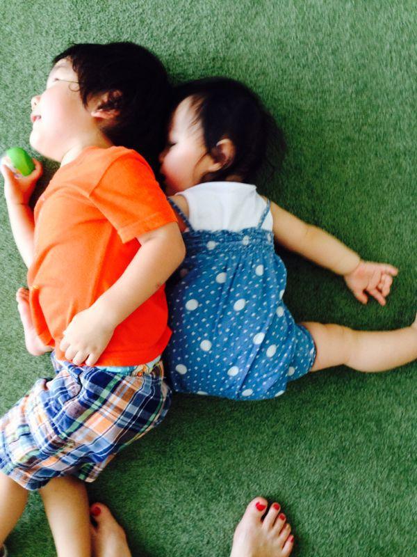 シオン2歳11ヶ月、みつき10ヶ月になりました!_e0253026_10194650.jpg