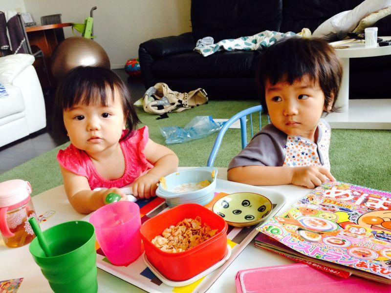 シオン2歳11ヶ月、みつき10ヶ月になりました!_e0253026_10194885.jpg