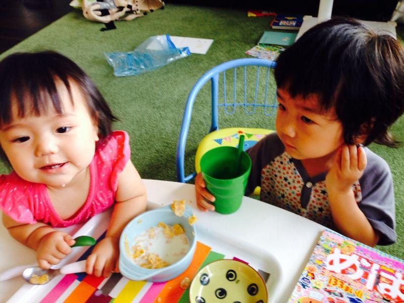 シオン2歳11ヶ月、みつき10ヶ月になりました!_e0253026_10194962.jpg