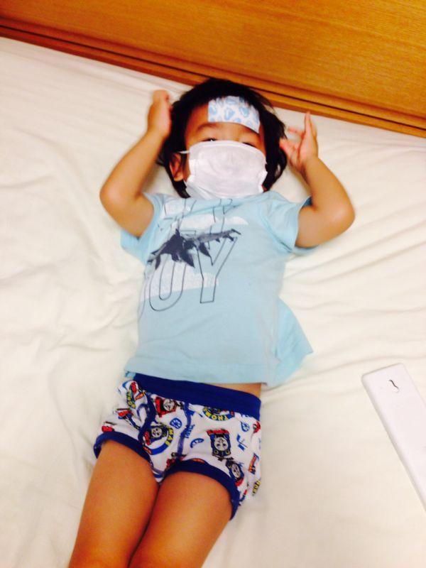 シオン2歳11ヶ月、みつき10ヶ月になりました!_e0253026_10195020.jpg