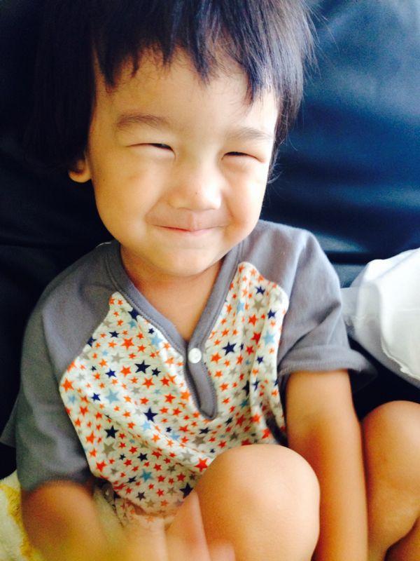 シオン2歳11ヶ月、みつき10ヶ月になりました!_e0253026_10195713.jpg