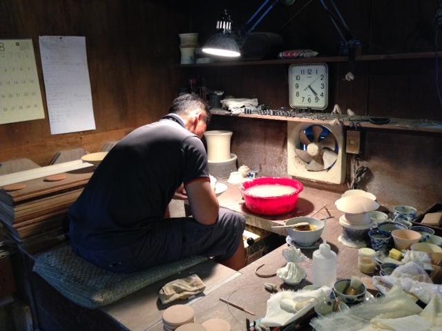 萠窯さんに行ってきました。  _c0204333_2355492.jpg