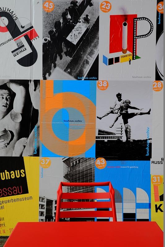 ベルリン美術館めぐり バウハウス&ヘルムート写真美術館_f0050534_05481275.jpg