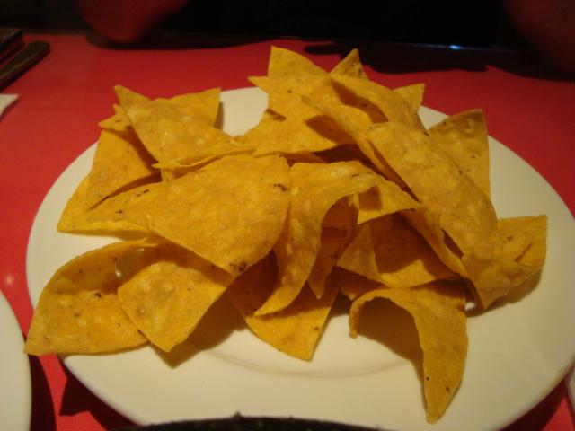 台場「La Salsa ラサルサ」へ行く。_f0232060_9453731.jpg