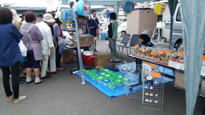 こうじゅ夏祭り_b0106766_1628412.jpg