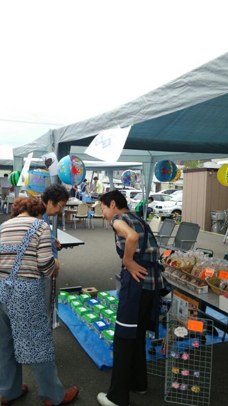 こうじゅ夏祭り_b0106766_1629920.jpg