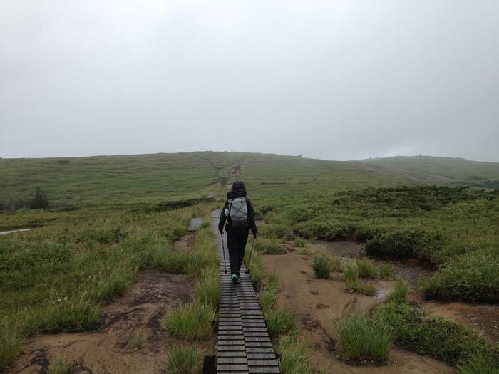 2014.8.13-14 北アルプス TJARを途中まで歩いて追いかけてみる旅 day2_b0219778_1642199.jpg